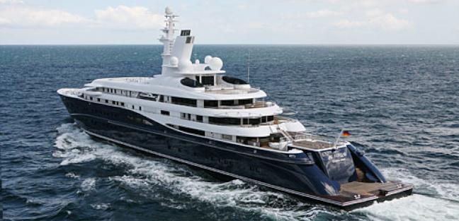 The $300 Million Luxury Yacht, Al Mirqab