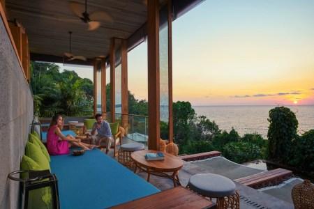 Six Senses Krabey Island Ocean Pool Villa Suite Krong Preah Sihanouk