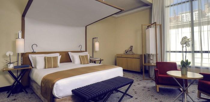 Five Seas Hotel Cannes Presidential Suite