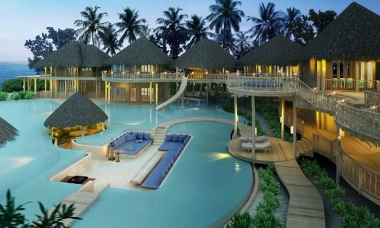 Soneva Fushi Resort Soneva Fushi Family Villa Suite Kunfunadhoo Island