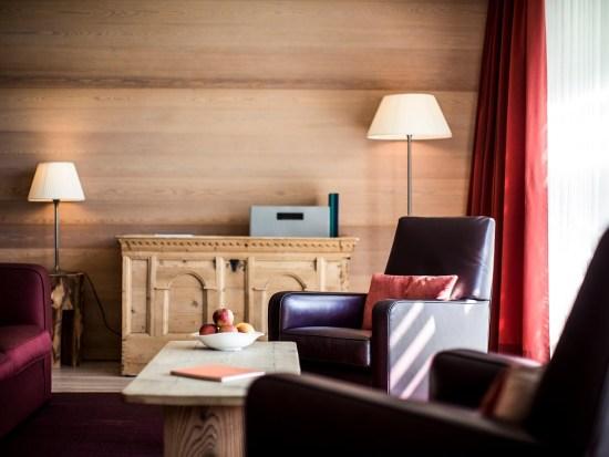 Vigilius Mountain Resort Suite Lana Italy