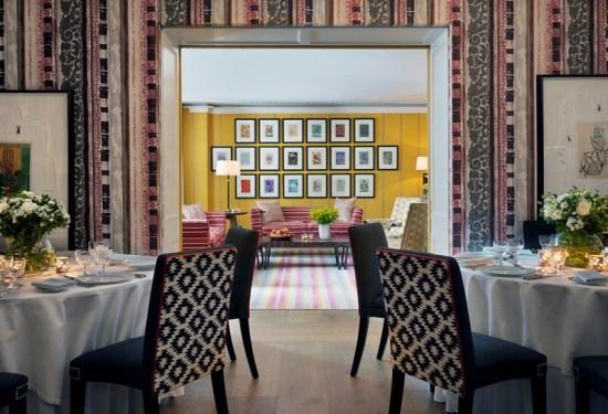 Covent Garden Hotel Deluxe Junior Suite London