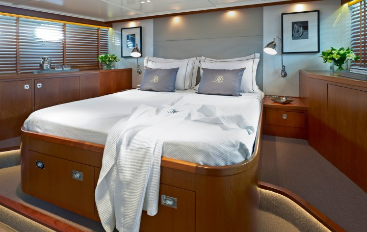 Heavenly Daze Yacht Cabins