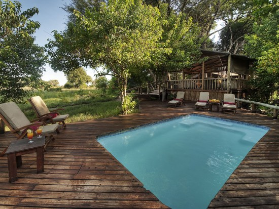 Little Kwara Camp Okavango Delta