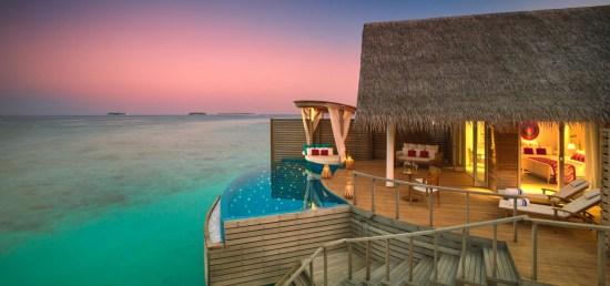 Milaidhoo Island Water Pool Villa Baa Atoll