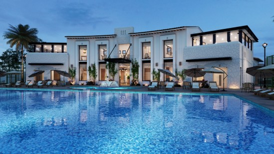 luxury villas group family vacation
