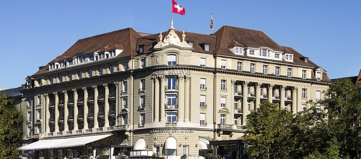 Hotel Bellevue Palace, Bern-an Ultimate Relaxation