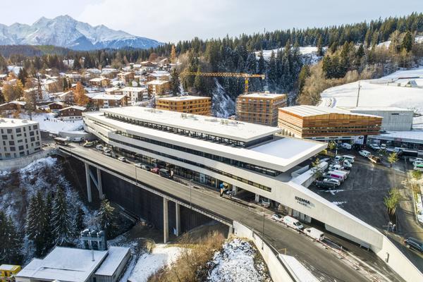 The Hide Hotel, Flims, Switzerland -Alpine Way of Living