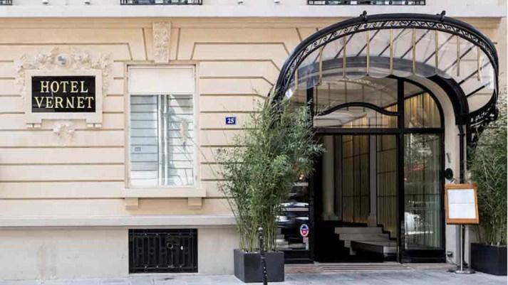 Hotel Vernet Paris-Explore the Magic