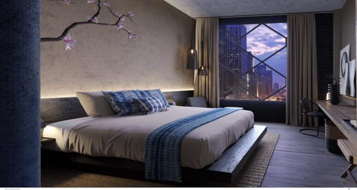 Nobu Hotel, Chicago