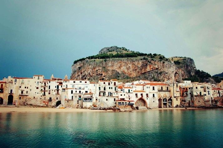 Cefalu Sicily Italy-A Postcard Town