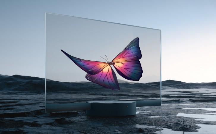Xiaomi MI TV LUX Transparent Edition Goes on Sale