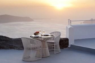 Grace Hotel Santorini Greece