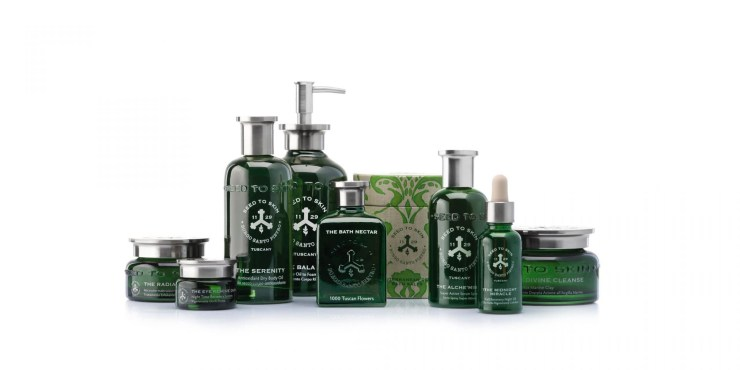 Exquisite Seed to Skin-Luxury Natural Skincare