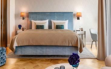Luxury Hotel the Fontenay Hamburg Germany