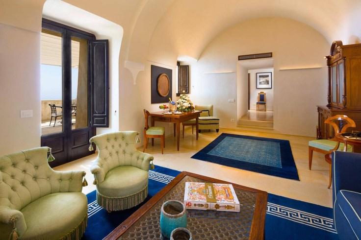 Monastero Santa Rosa Hotel & Spa Conca Dei Marini Italy