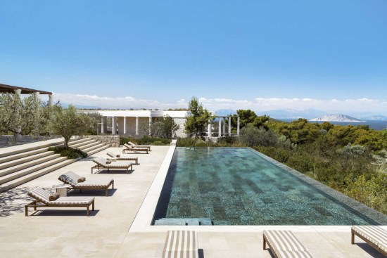 Amanzoe Kranidi Greece