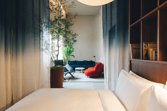 Aimai inspired the newly created K5 Tokyo's Hotel