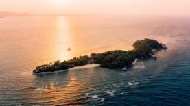 Luxury Pulau Pangkil Private Island Resort Indonesia