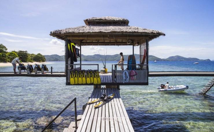 Ariara Island Linapacan Philippines