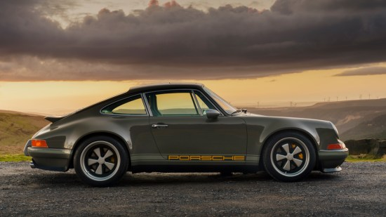 Theon Design- a custom Shop Revives and Refines Classic 911s