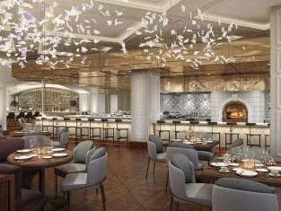 Michelin-starred restaurant Don Alfonso 1890