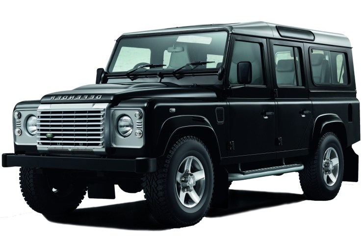 Land Rover's New Defender V8 SUV-An Almost Sports-Car-Like Feel