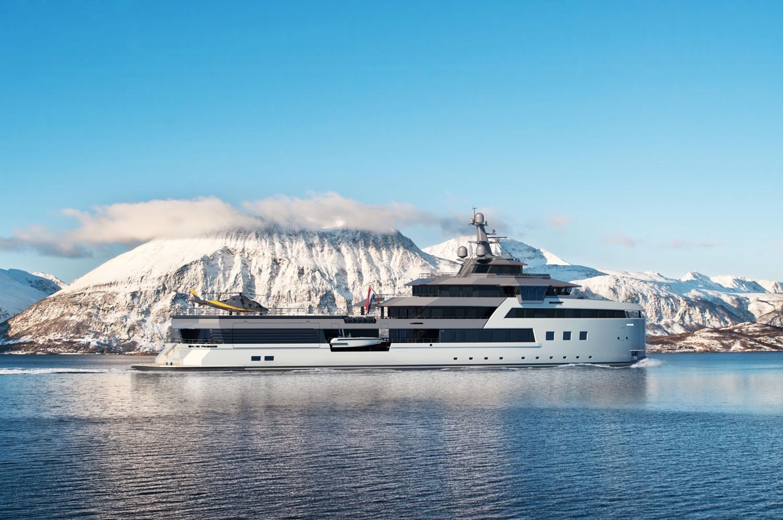 Damen Yachting Video Channel