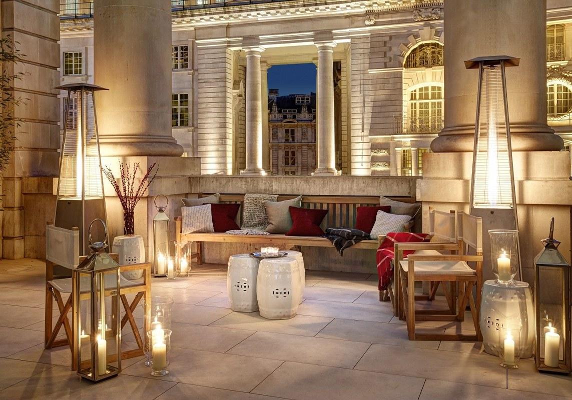 Luxury Hotel Cafe Royal