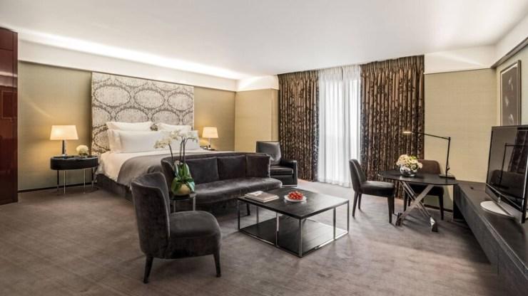 Luxury Bulgari Hotel