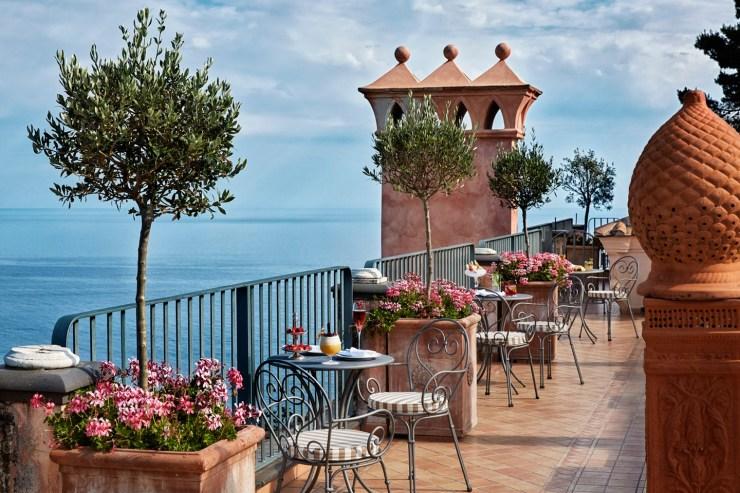 Ravello Italy- A Resort Town