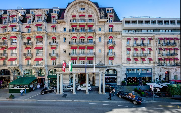 Luxury Hotel Lausanne Palace & Spa