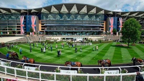 Ascot-Dominated by Its Spectacular Racecourse