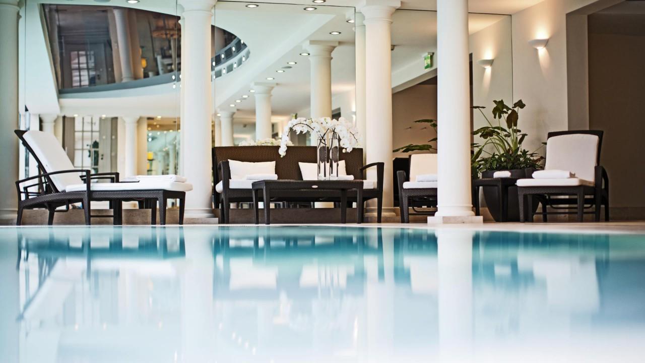 Luxury Hotel Palais Coburg Residenz