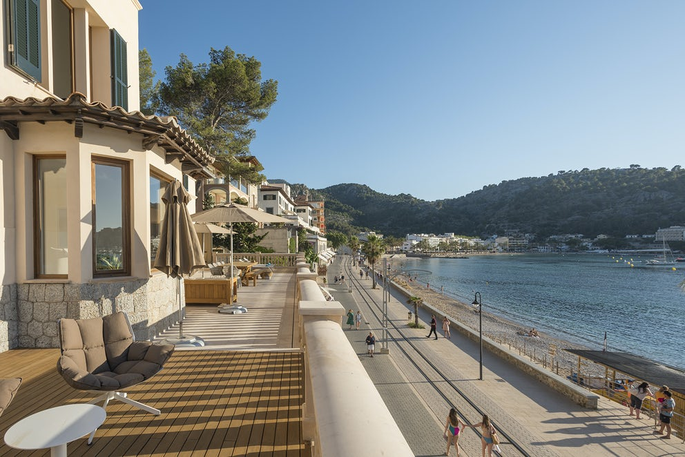 Luxury Coastal Creams Balearic Islands