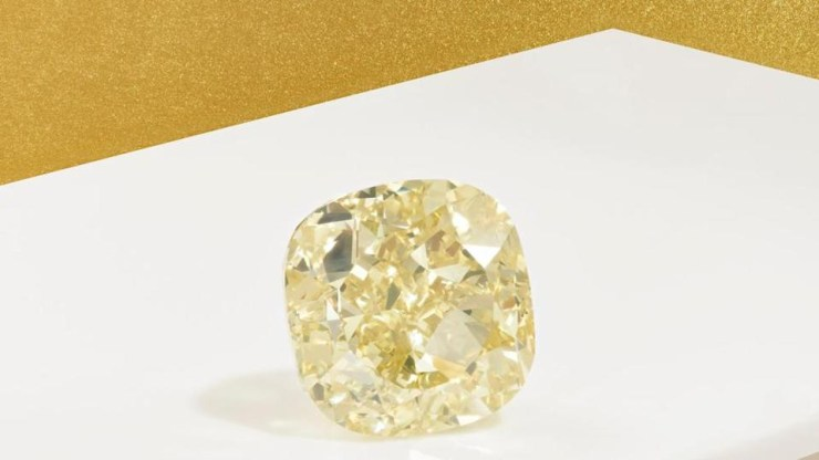 The Largest Diamond from North America on Auction