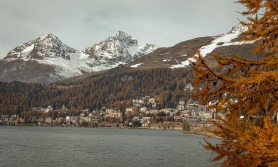 Saint Moritz-Blend of Glamour