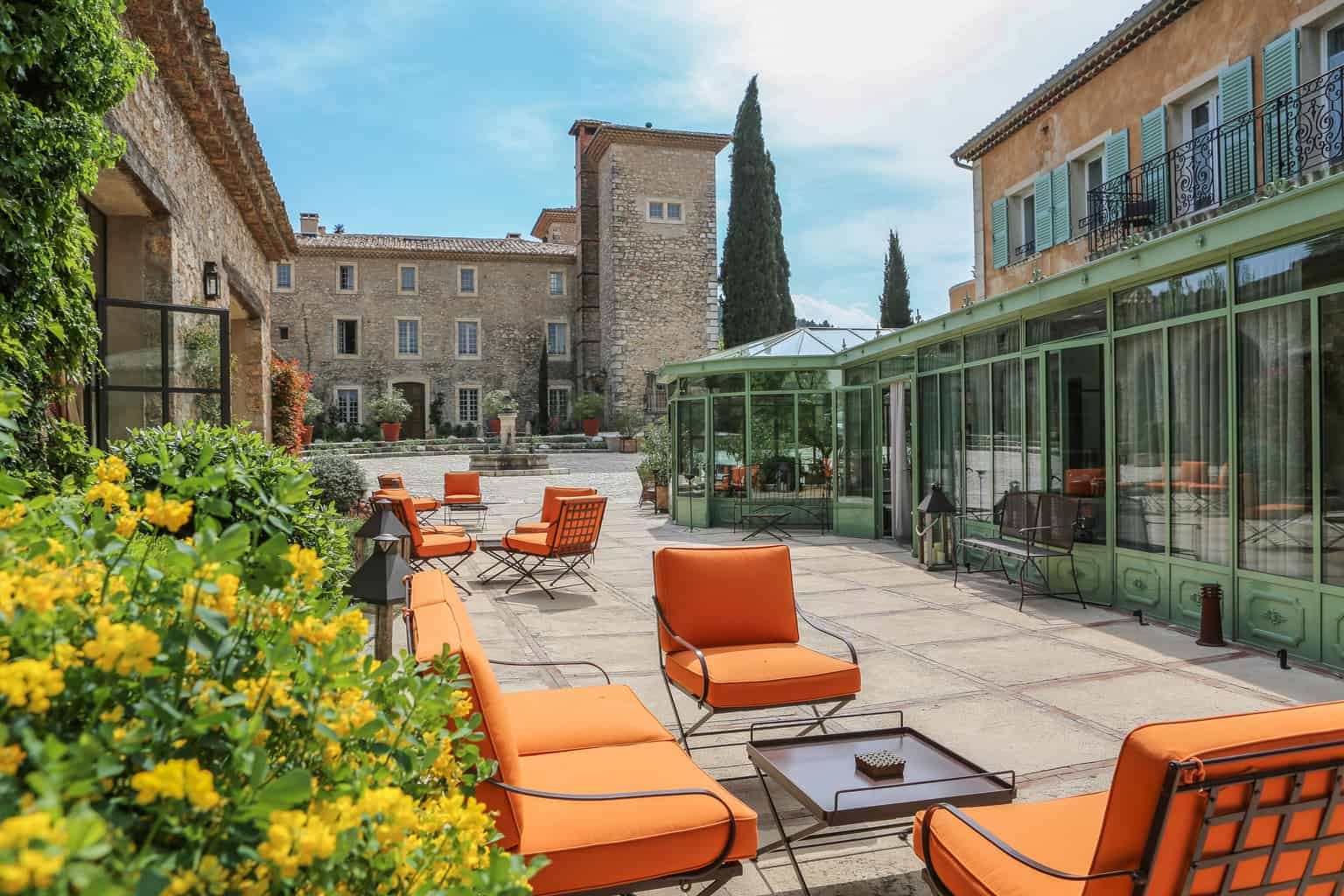 Luxury Hotel Chateau De Berne Lorgues