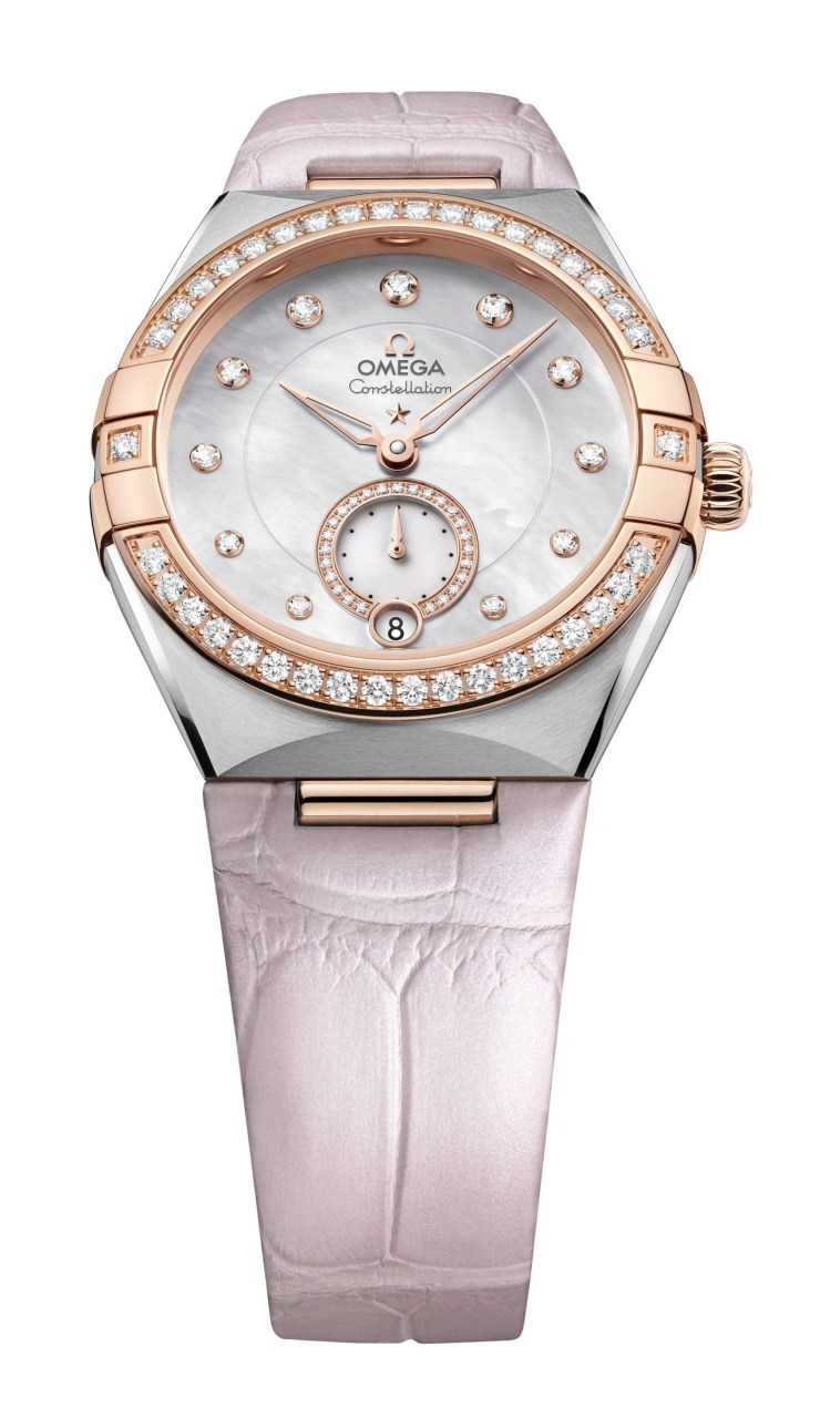 Omega Launches Ladies Novelty Timepieces
