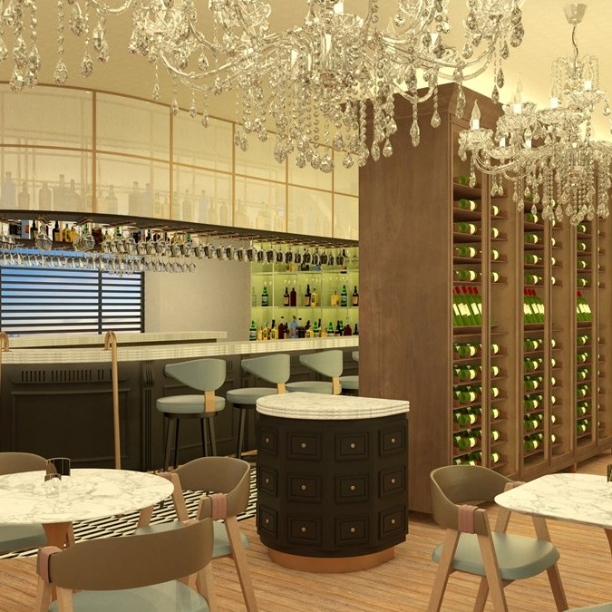 Time to pop Champagne for a joyous celebration with SUD LISBOA - EPIC SANA Marques Hotel