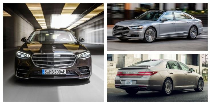 Luxury on Wheels- Best Luxury Cars [1st part]