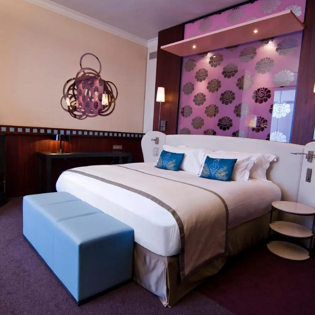 Luxury Hotel Sofitel Legend The Grand
