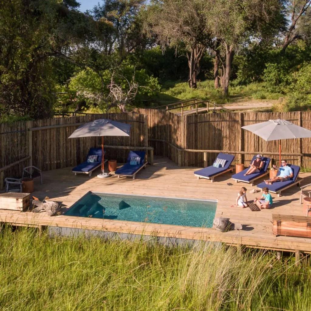Little Vumbura Classic Camp Okavango Delta