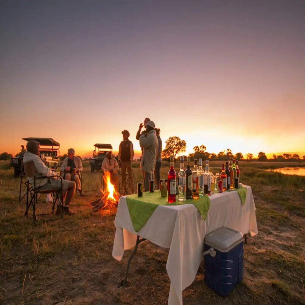 Kwando Lebala Camp