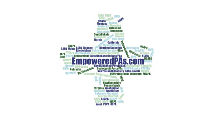 PA Associations   Empowered PAs