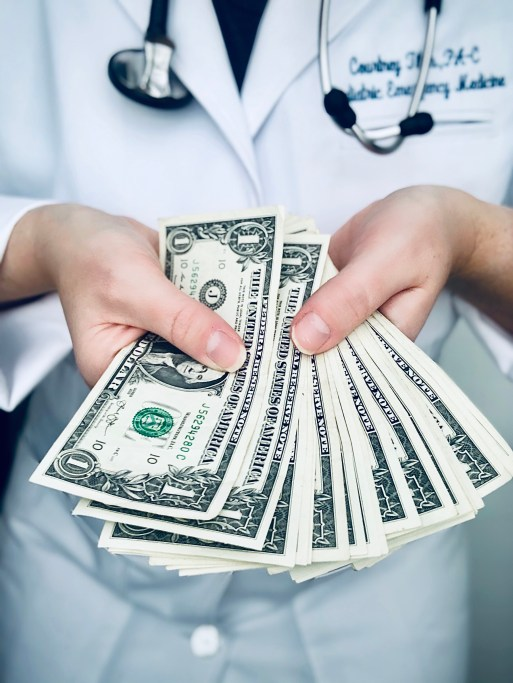 How to Pay for PA school, Physician Assistant School Cost, PA School Cost,  EmpoweredPAs.com image