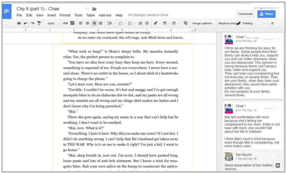 59  Using Google Docs to Teach Reading Instruction | ELL Strategies