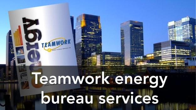 Teamwork energy marketing