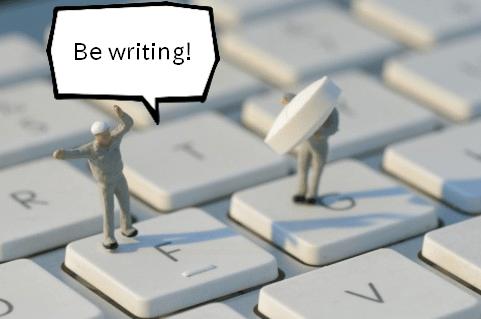 bwriting
