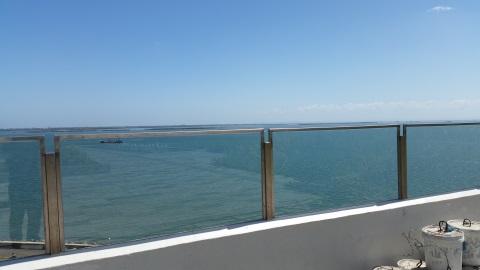 セブの空と海